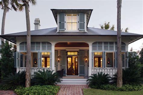 coastal home design drayton street cottage bluffton south carolina