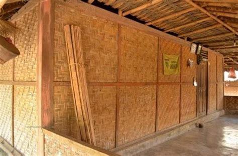 Kursi Anyaman Bambu anyaman bambu motif dan harga terbaru april 2018 murah