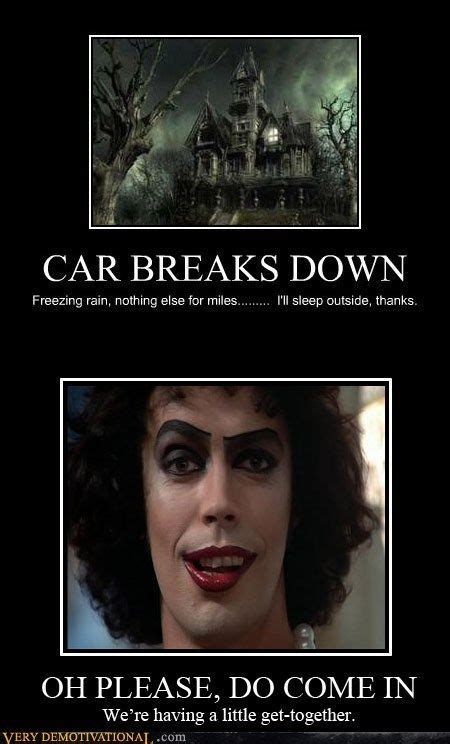 Rocky Horror Meme - rocky horror horror pictures and horror picture show on
