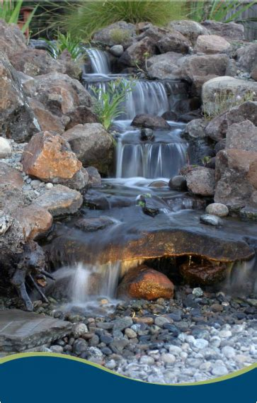 aquascape pondless waterfall disappearing pondless waterfalls central pa harrisburg