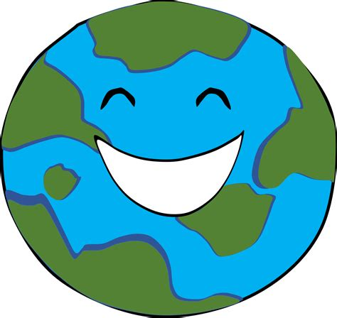 happy clipart happy earth clipart clipartxtras