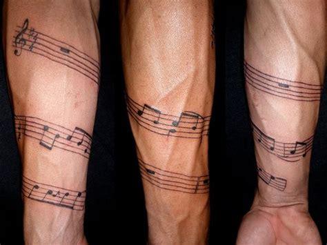 music staff tattoo best 25 staff ideas on sheet