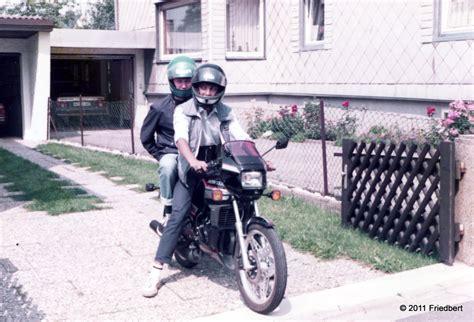 Motorrad 80ccm Führerschein by Die Liebe Zum Motorrad Friedberts
