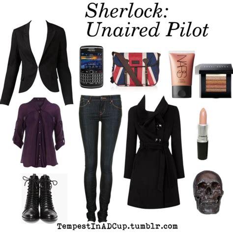 Sherlock Wardrobe by Sherlock Unaired Pilot Polyvore
