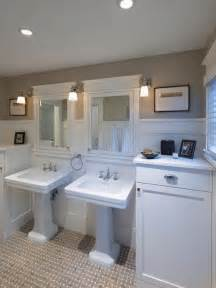 Craftsman Style Bathroom Ideas by Craftsman Style Bathroom Houzz