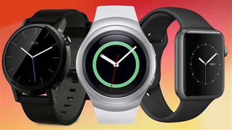 best smartwatches best smartwatch the top smartwatches you can buy in 2017