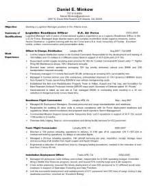 resume minkow chronological