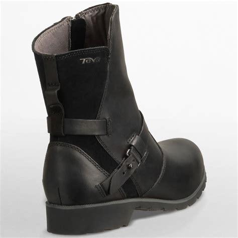teva de la vina low boots teva s de la vina low boots bison
