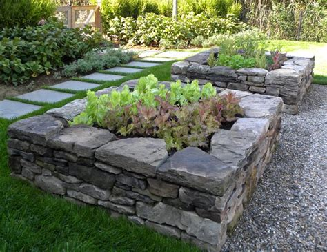 269 Best Gardening Ideas Inspiration Images On Pinterest Raised Rock Garden Beds