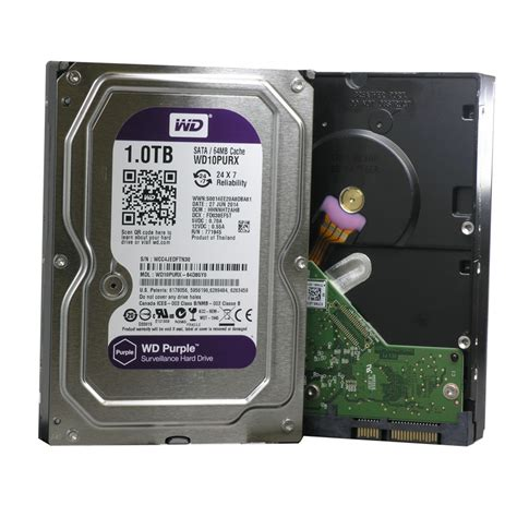 Harddisk Wd Purple 1tb 1tb western digital purple drive
