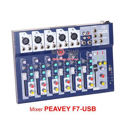 mixer peavey f7 nhập khẩu ch 237 nh h 227 ng gi 225 rẻ