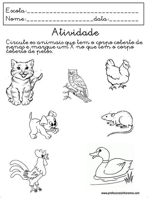 Blog Professor Zezinho : Atividades - Educação Infantil