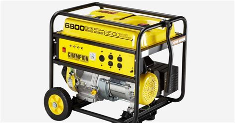best generator reviews consumer reports