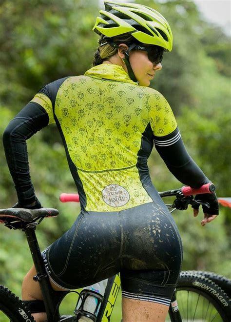 hot female mountain bikers mtb girl fahrrad frauen cycle girls pinterest mtb