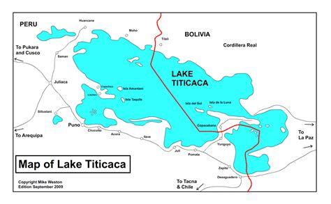 lake titicaca map peru october 2011 lake titicaca region