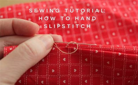 how do you do a slip stitch in knitting how to slipstitch an opening closed 171 i make it you