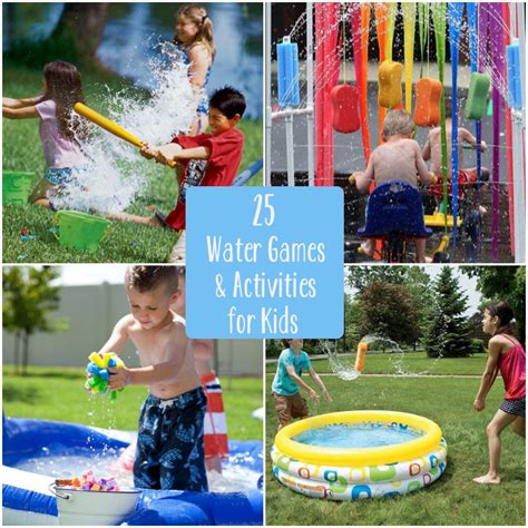 backyard water games spring has sprung gift guides baby showers water fun