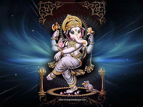 vinayagar wallpaper for desktop dancing ganesha wallpaper for desktop free download