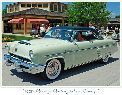 brown motors greenfield 1953 mercury monterey the 2008 motor muster at