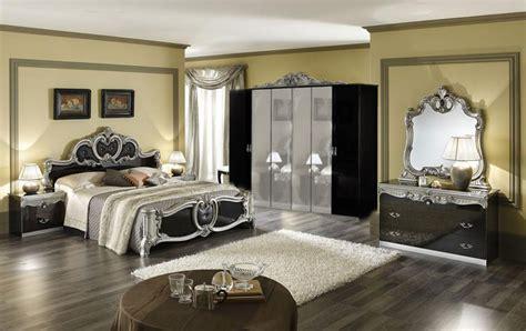 exklusive schlafzimmer komplett komplett schlafzimmer barocco stilm 246 bel italien hochglanz