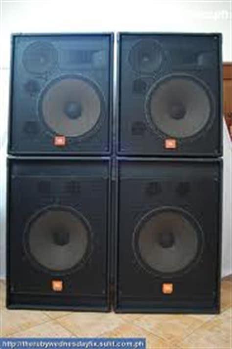 Speaker Osso 18 db sound system
