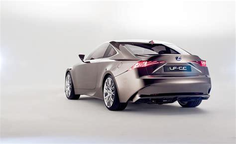 2012 lexus lf cc concepts