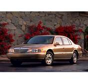 Photos Of Lincoln Continental 1998–2002