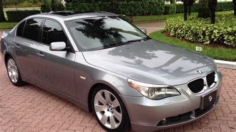 how cars engines work 2004 bmw 530 parking system 2004 bmw 530i view our current inventory at fortmyerswa com youtube