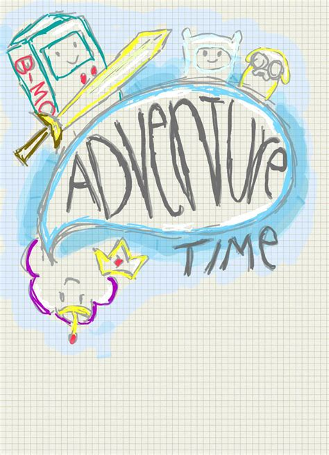 Adventure Time Doodle By Thegreatbon On Deviantart