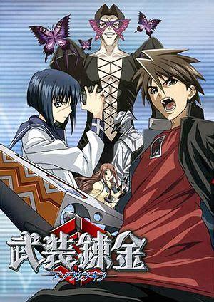 buso renkin buso renkin anime revolution