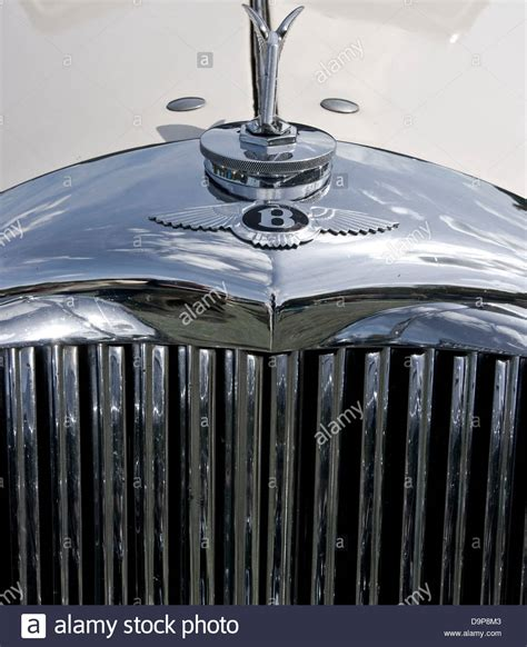vintage bentley grill 1934 bentley vintage car front grill radiator and