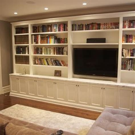 hand crafted built in wall unit for widescreen tv in wall shelves built in wall shelving units diy built in