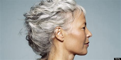 how to care for older thinning silver hair how to care for older thinning silver hair best 25 short