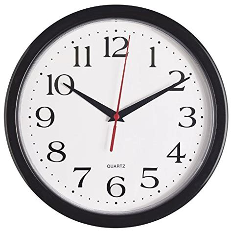 best office wall clock top 10 best sellers in wall clocks april 2018