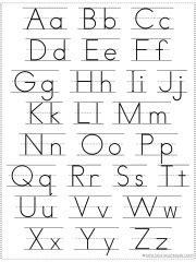 printable manuscript alphabet letters choose your own alphabet chart printable 1 1 1 1