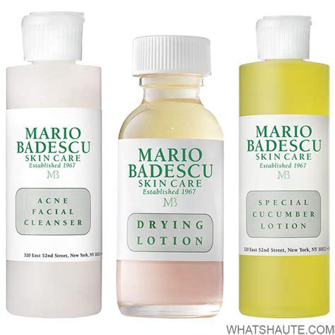 Dijamin Mario Badescu Acne Cleanser got acne prone skin get help with mario badescu skincare