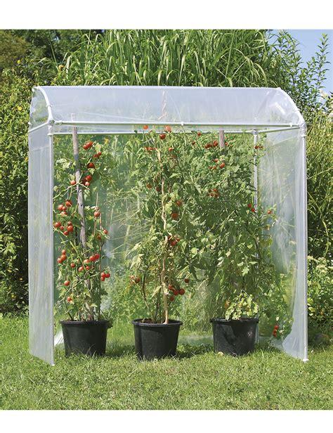 tomaten haus tomatenhaus aluprofi mit uv folie