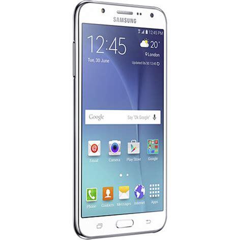 samsung galaxy j7 duos sm j700h 16gb smartphone ss j700h wh b h
