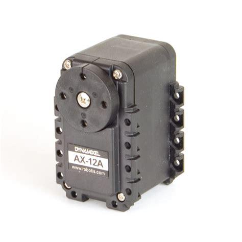 Dynamixel Ax 12a Dynamixel Ax 12a Robot Actuator From Robotis