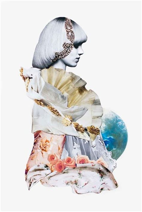 the 25 best fashion illustration collage ideas on