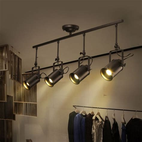 aliexpress buy nordic vintage lustres aliexpress buy nordic loft led track pendant light rh industrial black spot hanging light