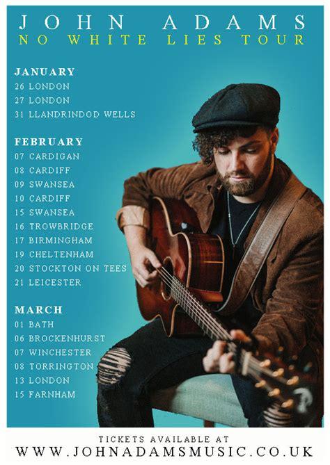 sam smith uk tour dates 2019 stepping stones launches john adams uk tour 2019