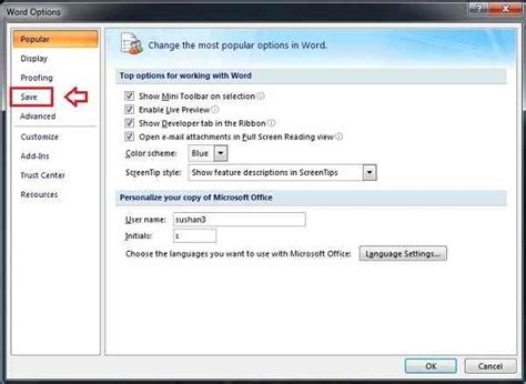 file format of microsoft word how to change the default file format in microsoft word