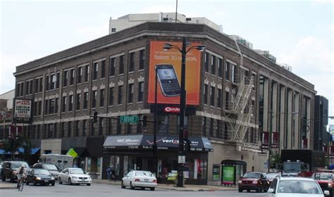 Lakeview Historical Chronicles Theaters Past Chicago Factory Belmont