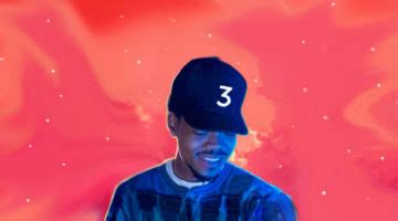 coloring book mixtape chance the northern light reviews