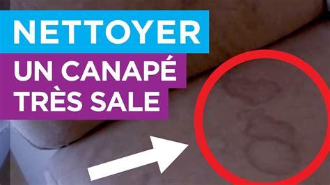 Comment Nettoyer Un Canapé 4975 by Comment Nettoyer Un Canape Tres Sale