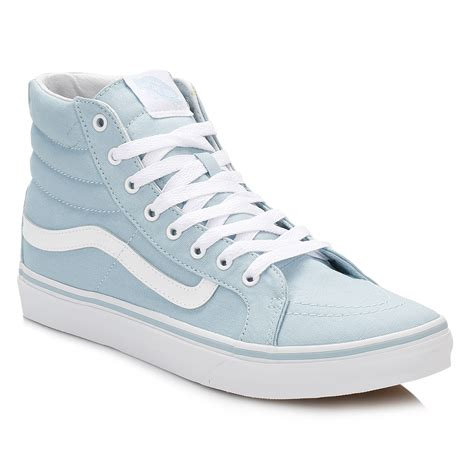 Vans Sk8 High Quality Casual Made In vans womens sk8 hi slim trainers lace up high top sneakers casual shoes ebay