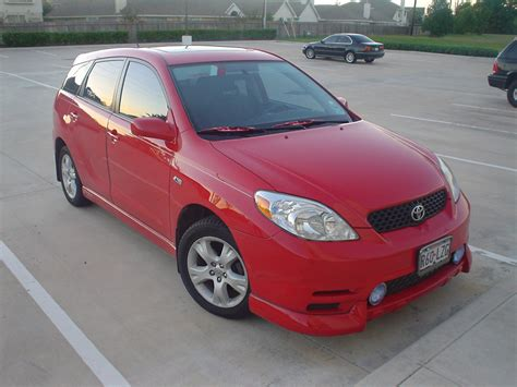 Toyota Matrix Xrs 2003 2003 Toyota Matrix Pictures Cargurus