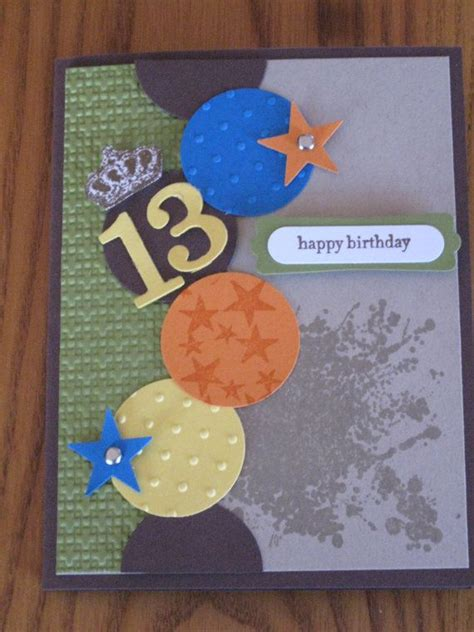 boys birthday cards to make birthday boy grandson nephew cousin friend