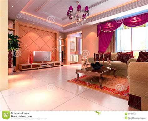 living room closet royalty free stock images image 6383969 3d render modern interior of living room royalty free